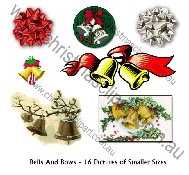 christmas bells image,christmas bells clipart,christmas bow clipart