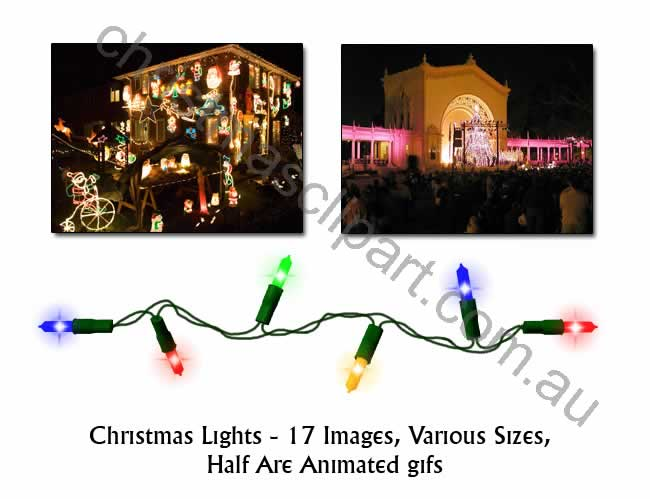 christmas light clipart,christmas lights graphics,xmas lights pics